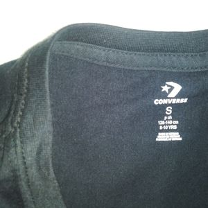 Converse Shirts & Tops - 🆕Converse | Long sleeve youth t- shirt size SMALL